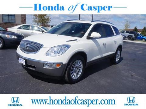 2008 Buick Enclave for sale in Casper, WY