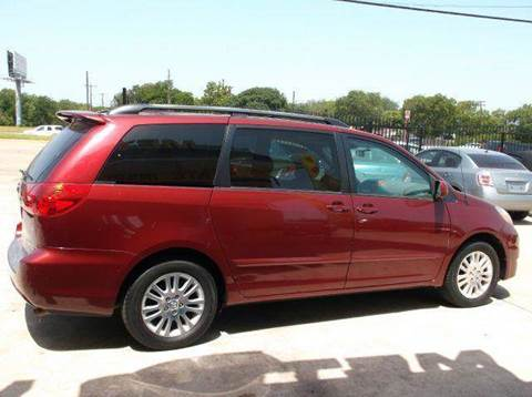 2008 Toyota Sienna for sale at N & A Metro Motors in Dallas TX