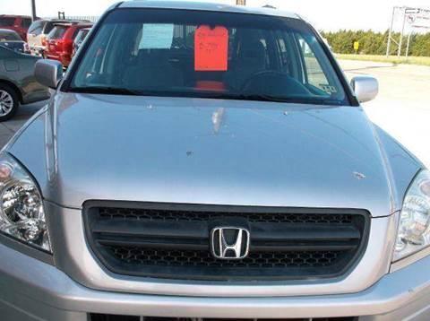 2005 Honda Pilot for sale at N & A Metro Motors in Dallas TX