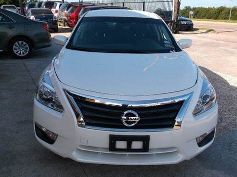 2014 Nissan Altima for sale at N & A Metro Motors in Dallas TX