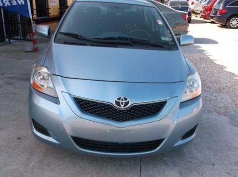 2009 Toyota Yaris for sale at N & A Metro Motors in Dallas TX