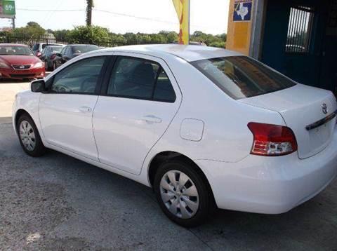 2012 Toyota Yaris for sale at N & A Metro Motors in Dallas TX