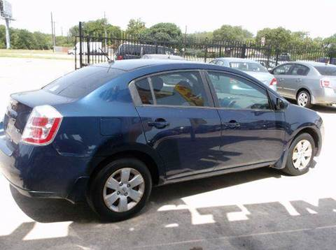 2007 Nissan Sentra for sale at N & A Metro Motors in Dallas TX
