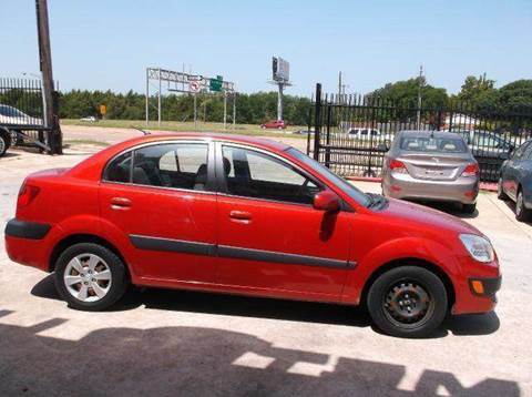 2008 Kia Rio for sale at N & A Metro Motors in Dallas TX