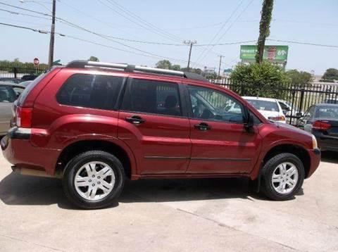 2004 Mitsubishi Endeavor for sale at N & A Metro Motors in Dallas TX