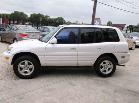 1999 Toyota RAV4 for sale at N & A Metro Motors in Dallas TX