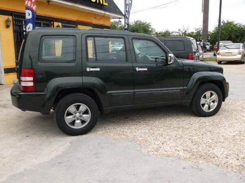 2011 Jeep Liberty for sale at N & A Metro Motors in Dallas TX