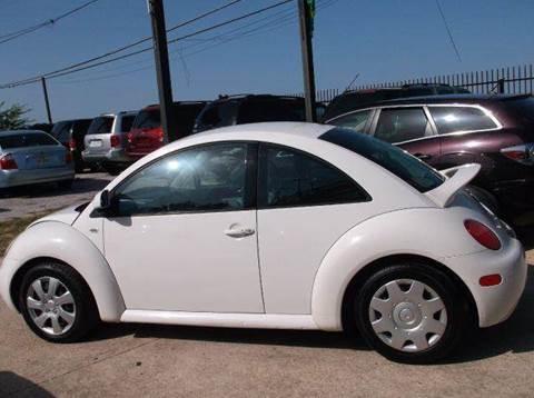 2000 Volkswagen Beetle for sale at N & A Metro Motors in Dallas TX