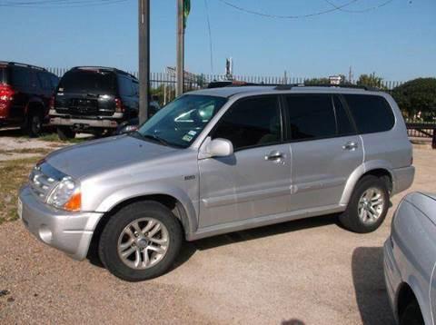 2004 Suzuki XL7 for sale at N & A Metro Motors in Dallas TX