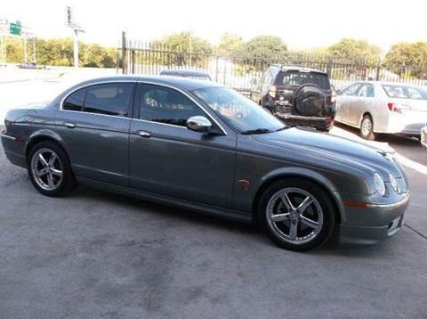 2005 Jaguar S-Type for sale at N & A Metro Motors in Dallas TX