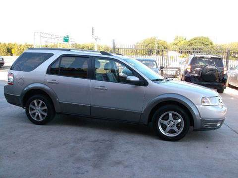 2009 Ford Taurus X for sale at N & A Metro Motors in Dallas TX