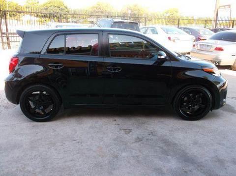 2010 Scion xD for sale at N & A Metro Motors in Dallas TX