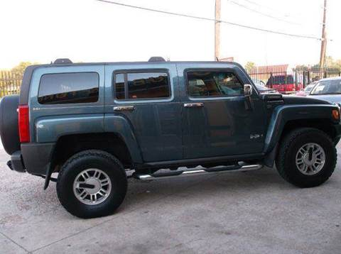 2006 HUMMER H3 for sale at N & A Metro Motors in Dallas TX