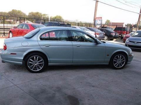 2003 Jaguar S-Type for sale at N & A Metro Motors in Dallas TX
