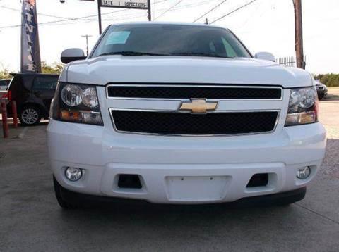 2008 Chevrolet Tahoe for sale at N & A Metro Motors in Dallas TX