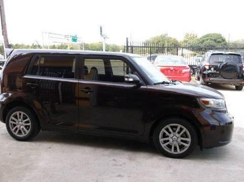 2008 Scion xB for sale at N & A Metro Motors in Dallas TX