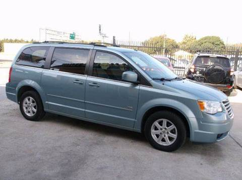 2008 Chrysler Town and Country for sale at N & A Metro Motors in Dallas TX