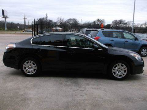 2009 Nissan Altima for sale at N & A Metro Motors in Dallas TX
