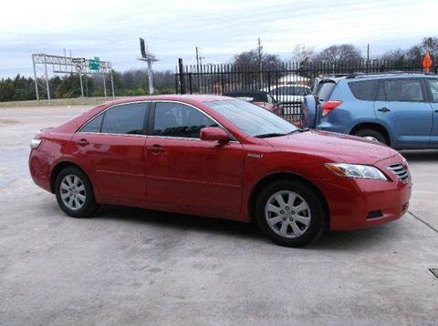 2008 Toyota Camry Hybrid for sale at N & A Metro Motors in Dallas TX