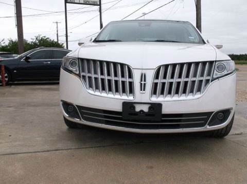2010 Lincoln MKT for sale at N & A Metro Motors in Dallas TX