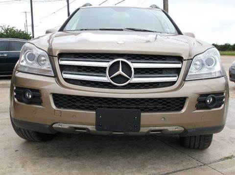 2008 Mercedes-Benz GL-Class for sale at N & A Metro Motors in Dallas TX