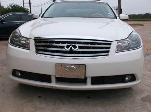 2007 Infiniti M35 for sale at N & A Metro Motors in Dallas TX