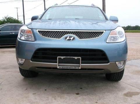 2011 Hyundai Veracruz for sale at N & A Metro Motors in Dallas TX
