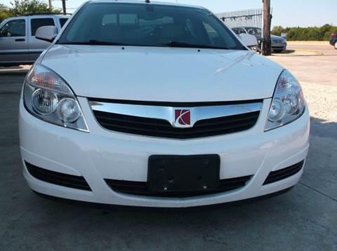 2008 Saturn Aura for sale at N & A Metro Motors in Dallas TX