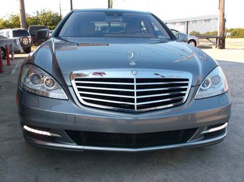 2010 Mercedes-Benz S-Class for sale in Dallas TX