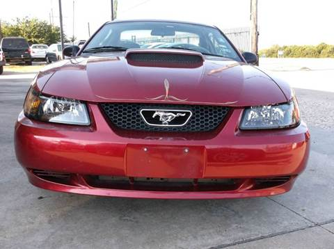 2003 Ford Mustang for sale at N & A Metro Motors in Dallas TX