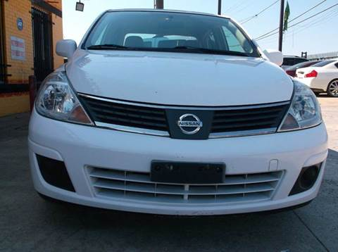 2009 Nissan Versa for sale at N & A Metro Motors in Dallas TX