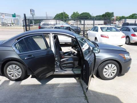 2009 Honda Accord for sale at N & A Metro Motors in Dallas TX