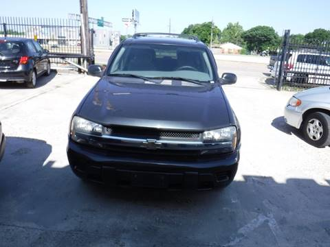 2005 Chevrolet TrailBlazer for sale at N & A Metro Motors in Dallas TX