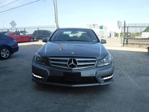 2013 Mercedes-Benz C-Class for sale at N & A Metro Motors in Dallas TX