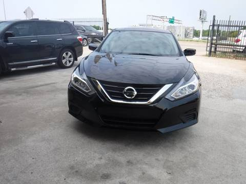 2016 Nissan Altima for sale at N & A Metro Motors in Dallas TX