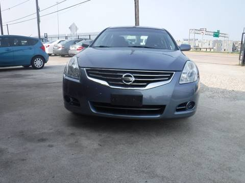2011 Nissan Altima for sale at N & A Metro Motors in Dallas TX