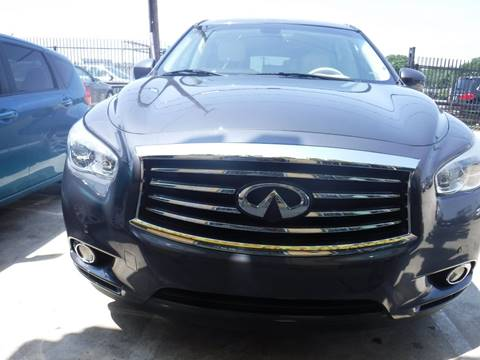 2014 Infiniti QX60 Hybrid for sale at N & A Metro Motors in Dallas TX