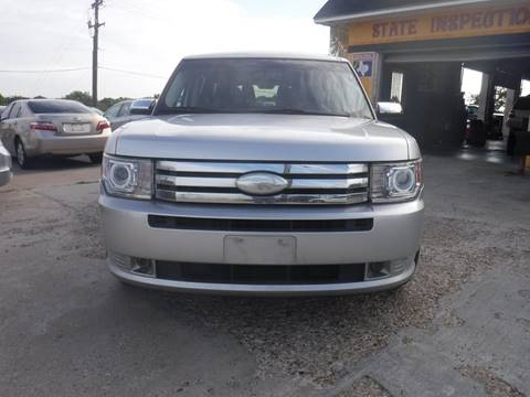 2012 Ford Flex for sale at N & A Metro Motors in Dallas TX