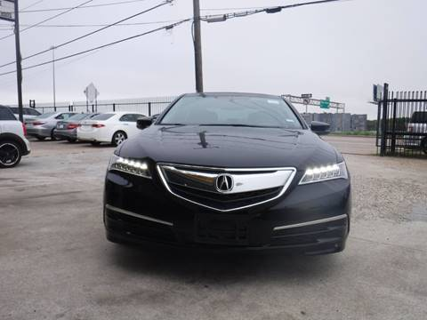 2016 Acura TLX for sale at N & A Metro Motors in Dallas TX