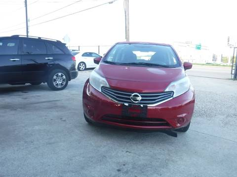 2015 Nissan Versa Note for sale at N & A Metro Motors in Dallas TX