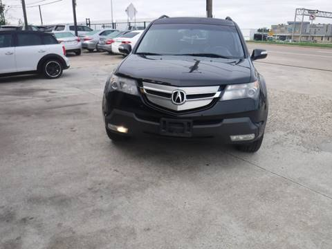 2008 Acura MDX for sale at N & A Metro Motors in Dallas TX