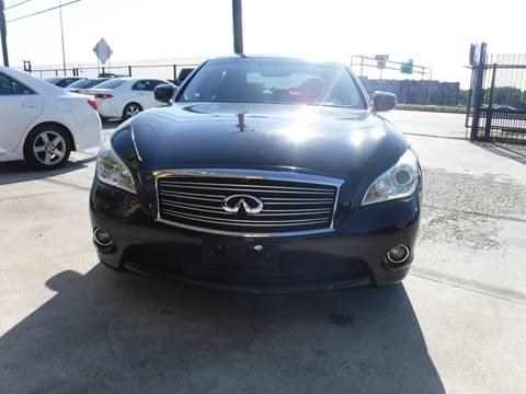 2011 Infiniti M37 for sale at N & A Metro Motors in Dallas TX