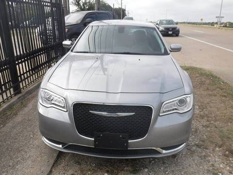 2016 Chrysler 300 for sale in Dallas, TX