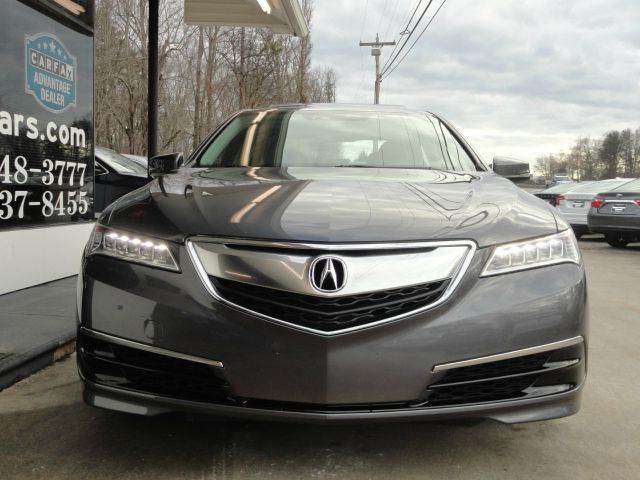 2017 acura tlx v6 4dr sedan w technology package in madison nc importacar. Black Bedroom Furniture Sets. Home Design Ideas