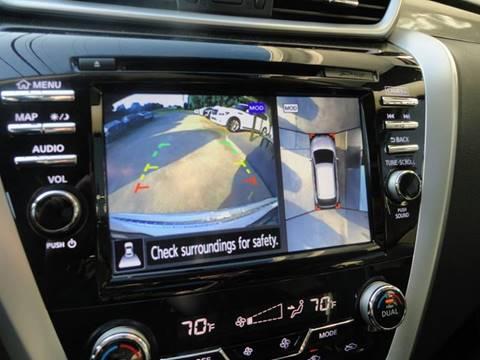 2018 Nissan Murano AWD Platinum 4dr SUV In Madison NC ...
