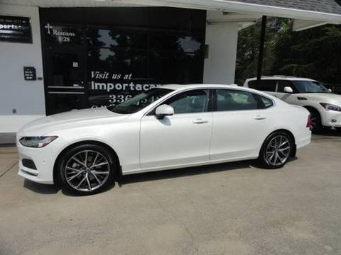 2018 Volvo S90 for sale in Madison, NC