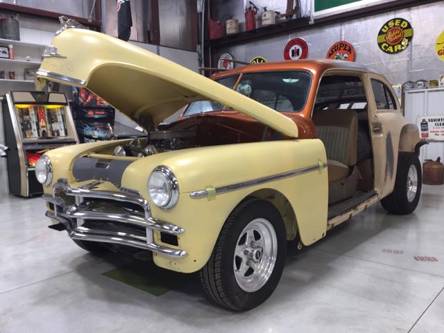 1950 Plymouth Deluxe P19 - Treynor IA