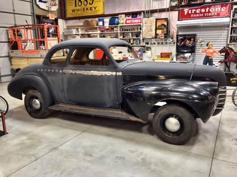 1940 Oldsmobile Business Coupe