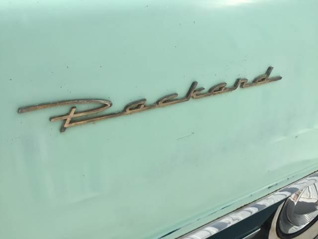1955 Packard 400  - Treynor IA