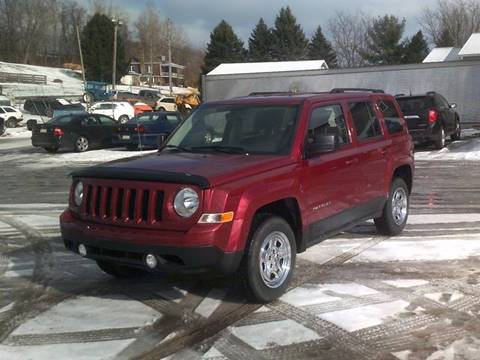 2015 Jeep Patriot for sale in Mount Pleasant, PA